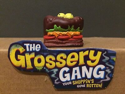 Grossery Gang  **SERIES 2** ULTRA RARE  #2-053 GRUB SUB *COLOUR CHANGE*