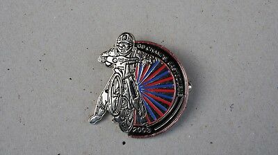 Eastbourne 2003 Gb Champs Badge