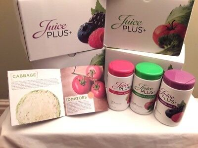 Juice Plus Premium Capsules    3x120 SEALED BOTTLES (2 Months Supply) SEALED