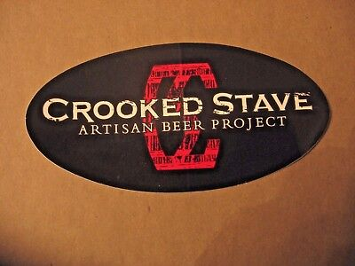 Crooked Stave Artisan Beer Project Denver Colorado Decal Sticker