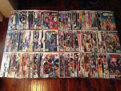Exiles #1-100 Annual++ COMPLETE SET VF/NM Marvel Comics FULL RUN 115 Issues!