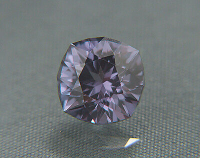 Alexandrite. Lab Grown. Square Cushion. Competition Cutting.10.25mm. 5.60cts.
