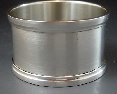 Tiffany & Co Sterling Silver Round Napkin Ring Made in England No Reserve