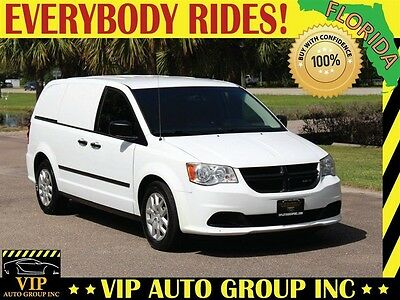 2014 Ram Other Base Mini Cargo Van 4-Door 2014 Dodge CV Cargo Van Ram Work Minivan Great Condition Florida Tradesman