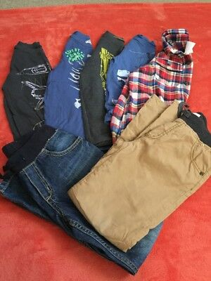 Lot Of Boys Clothes Size 5-8
