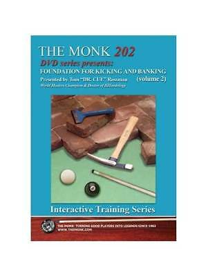 The Monk 202 DVD - Foundation for Banking and Kicking Volume 2 [ID 31228]