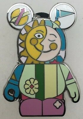 Disney Vinylmation Mystery Park #10 It's A Small World Pin R9