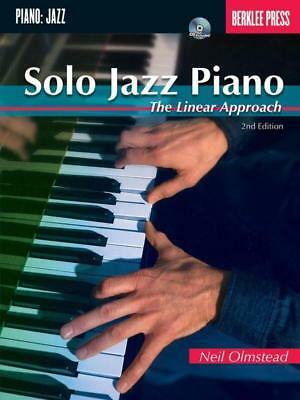 Solo Jazz Piano 2Nd Edition