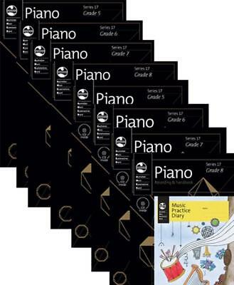 Ameb Piano Teachers Pack Series 17 Level 2 Gr 5-8