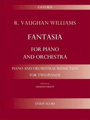 Fantasia For Piano And Orchestra 2P 4H