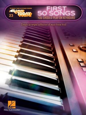 Ez Play 23 First 50 Songs Play Keyboard
