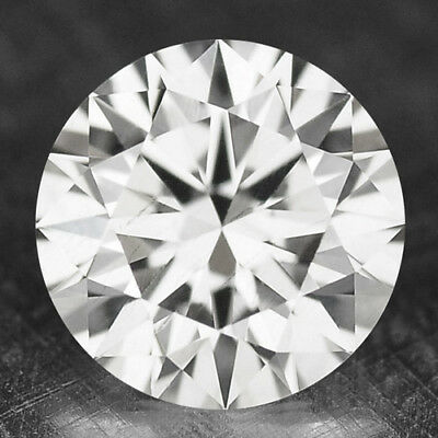0.38 Cts UNTREATED SPARKLING WHITE COLOR NATURAL LOOSE DIAMONDS-SI1