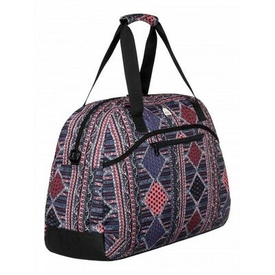 Roxy Too Far Overnight Bag Ladies in Anthracite SPS