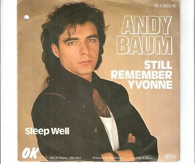 ANDY BAUM - Still remember Yvonne