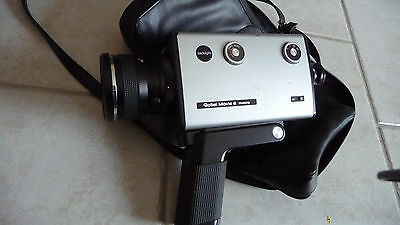 camera super 8 rollei movie 6 macro