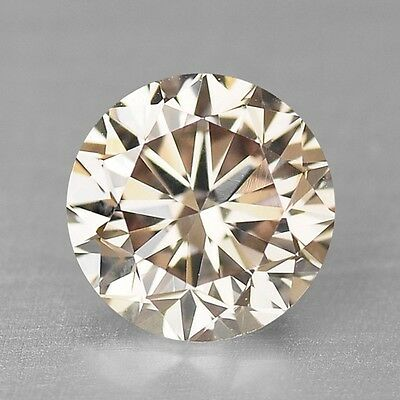 0.76 Cts EXCELLENT RARE PINKISH BROWN COLOR NATURAL LOOSE DIAMONDS- VS2