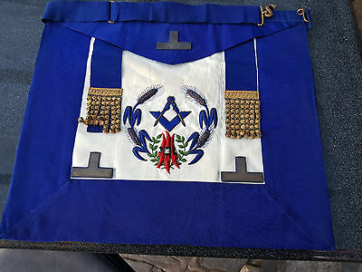 Pre 1900 Grand Lodge Of Sa And Nt Old Apron Made In The Uk
