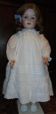 Stunning Huge Super Quality 29 Inch A M Mold 390 In Lovely Condition