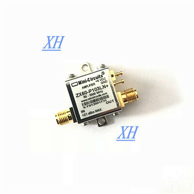 ZX60-P103LN Coaxial Low Noise Amplifier, 50 to 3000 MHz  Connector Type: SMA