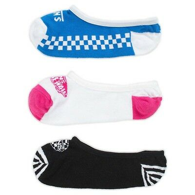 Vans Acting Out Canoodles 3 Pair EU 37 - 41 Multi