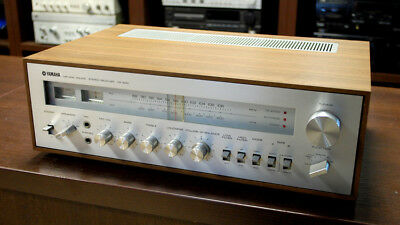 Yamaha Cr-600 Lovely Vintage Stereo Receiver Mint