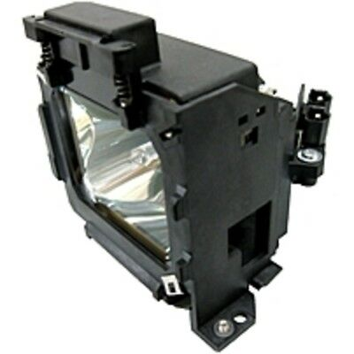 V7 200 W Replacement Lamp for Epson EMP-600, 800 and 810 Replaces Lamp ELPLP15 -