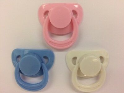 White Magnetic Dummy / Pacifier