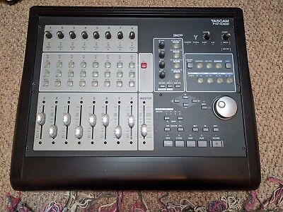 Tascam FW-1082 DAW Mixer, MIDI interface and control surface