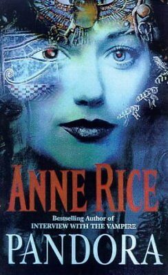 Pandora: New Tales of the Vampires by Anne Rice | Paperback Book | 9780099271086