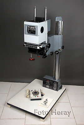 Durst Laborator 54 S/W Vergrößerer + Otocon 90 T & 130 T + Timer Enlarger B&W