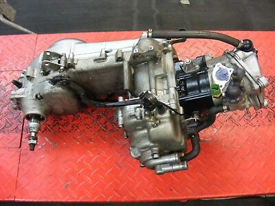 Vespa Gts300 Gts 300 Super 2014 Complete Engine Motor Only 3965 Miles !!
