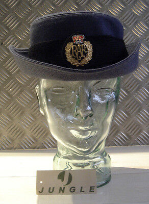 Genuine British WRAF Royal Air Force Dress Hat / Parade hat - All Sizes - NEW