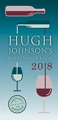 **NEW** - Hugh Johnson's Pocket Wine Book 2018 1784722936