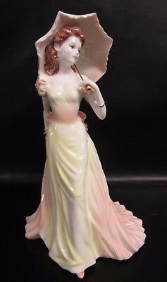 COALPORT Ladies of Fashion Figurine VICKY by Jack Glynn dated 1994