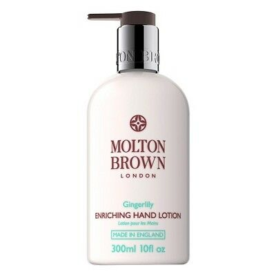 Molton Brown New Gingerlily Enriching 300ml Hand Lotion