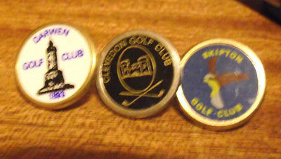 3 Quality  Ball Markers At A Steal Price