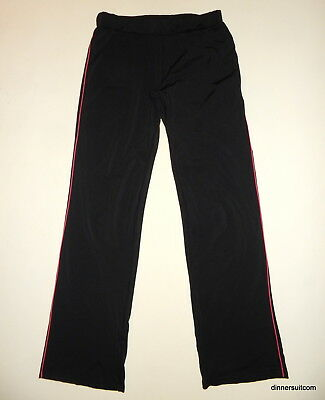 womens 12 Long Ronhill Flared Yoga Pants / gym fitness stretch leggings trousers