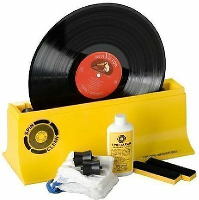 Pro-Ject Spin-Clean Mk II Vinyl Records Washing Machine/Record Cleaning Machine