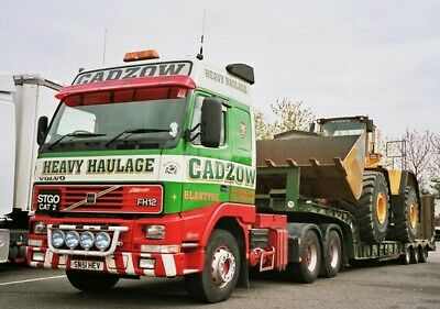 Cadzow   Volvo FH12  Colour Truck Photograph