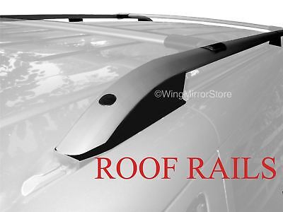 Aluminum roof rails for VW Caddy 2003-2015
