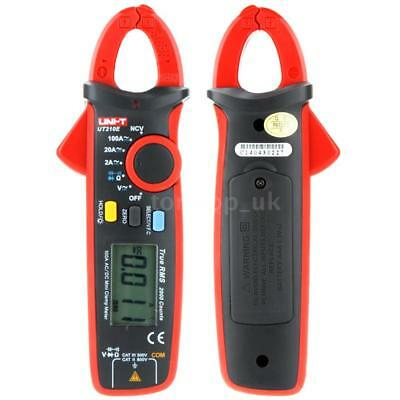 UNI-T UT210E True RMS AC/DC Current Digital LCD Diaplay Clamp Meter Tester I9N3