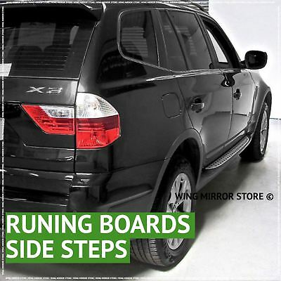 Running Boards, Side Steps for BMW X3 / f25 2010-2015
