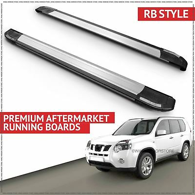 Running Boards Side Steps for Nssan (RB) X-Trail SWB 2008-2014