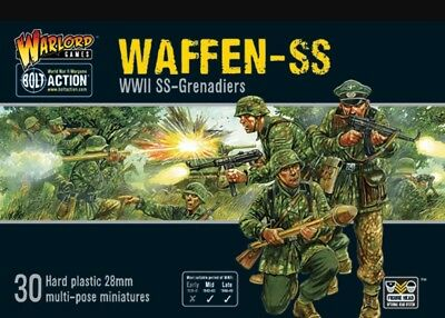 Warlord Games Bolt Action German Waffen SS
