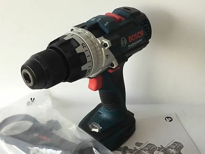 Bosch GSB 18 VE EC 18v Brushless Hammer Drill Core Latest Model NEW bare tool