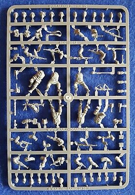 Warlord Games Bolt Action Waffen SS Sprue