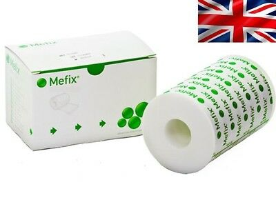 Mefix Tape - Self Adhesive Fabric Retention Tape | All Sizes | TRUSTED UK SELLER