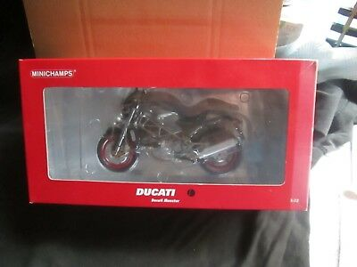 Minichamps Ducati Monster S4 (1:12 Scale) Boxed