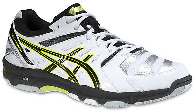 Mens ASICS Gel Beyond 4 Trainers Shoes Size UK 11 Volleyball B404N 0190 Eur 46.5