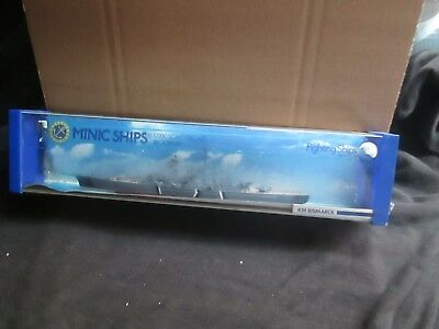M742 Km Bismarck (Minic Ships) 1:1200 Scale Boxed